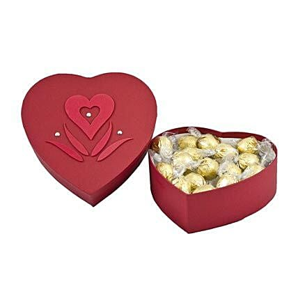 Chocolate Kisses Same Day Gift Delivery Melbourne Send Gifts To In Ferns N Petals