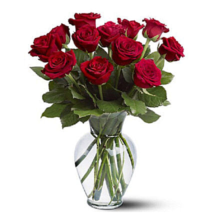 Dozen Red Roses: Flower Delivery in Australia