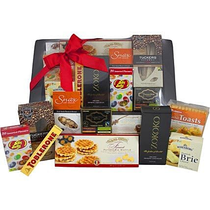 Gourmet Platter Birthday Gifts To Australia