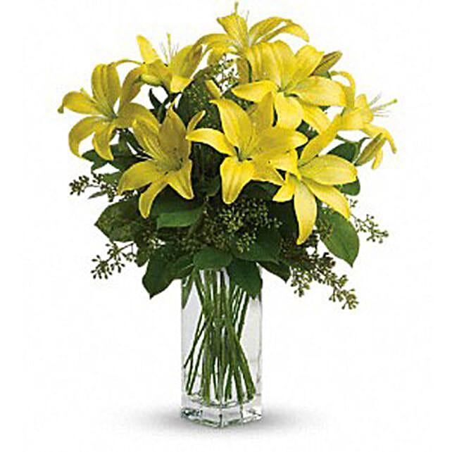 Yellow Blossom: Send Flowers to Australia