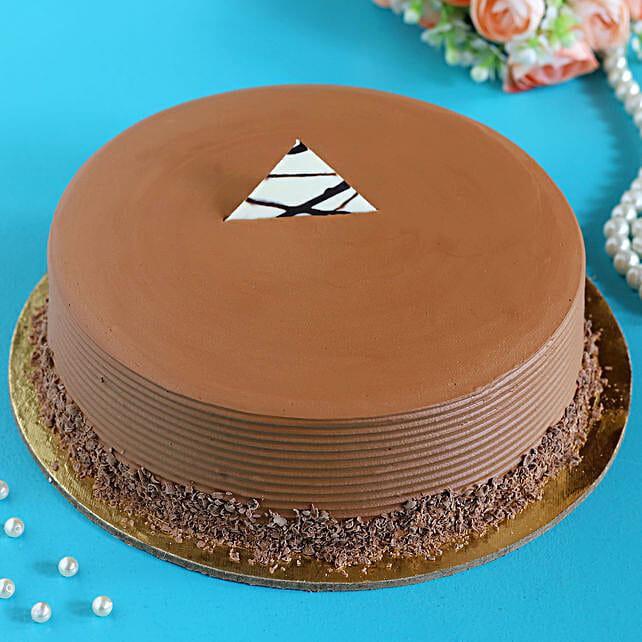 Choco Fudge Cake Half Kg Send Cakes To Canada