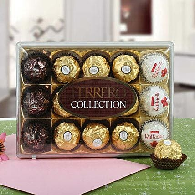Treat of Ferrero Roch: Canada Gifts for Birthday