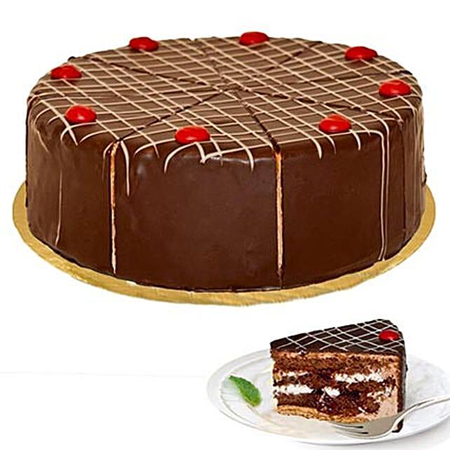 Dessert Blackforest Cherry Cake Birthday Gift Delivery Germany