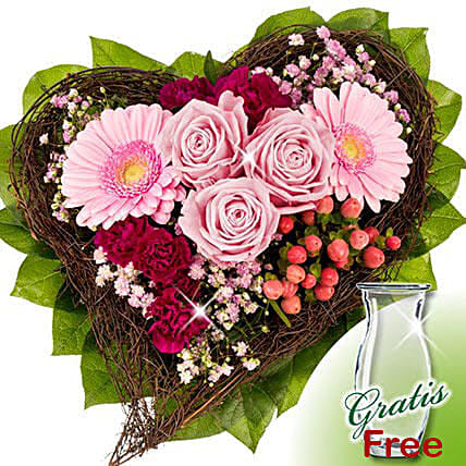 Valentine S Day Flowers Germany Valentine Flowers Germany Ferns