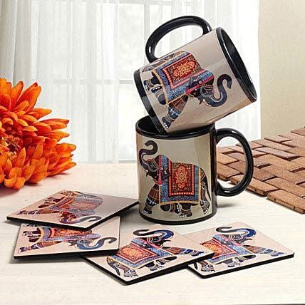 Adding Creativity: Coasters Gifts
