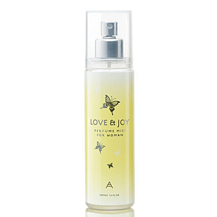 All Good Scents Love & Joy Body Mist For Women 100 ML: Gift Ideas