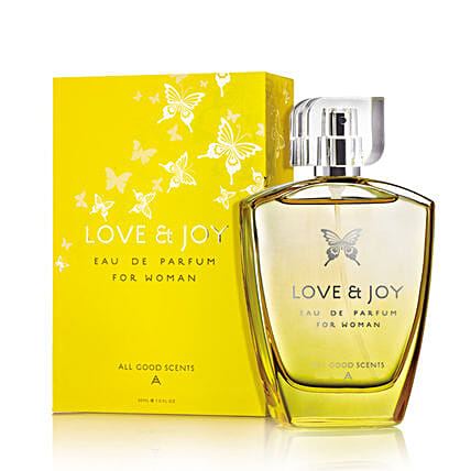 All Good Scents Love & Joy EDP For Women 30 ML: Gifts to India