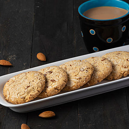 Almond Cookies Box: Send Gourmet Gifts