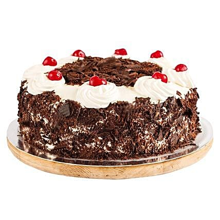 Ambrosial Black Forest Cake: Cakes