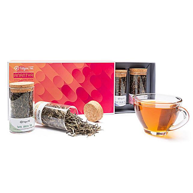 Anantya Gift Pack- Assorted Tea Blends: Gourmet Gifts