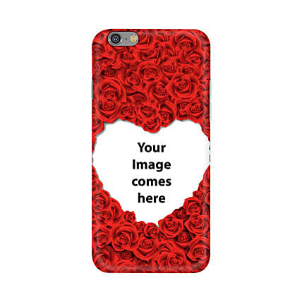 Apple iPhone 6 & 6S Customised Hearty Mobile Case: Personalised Apple Mobile Covers