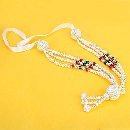 Beauty in White: Janmashtami Gifts