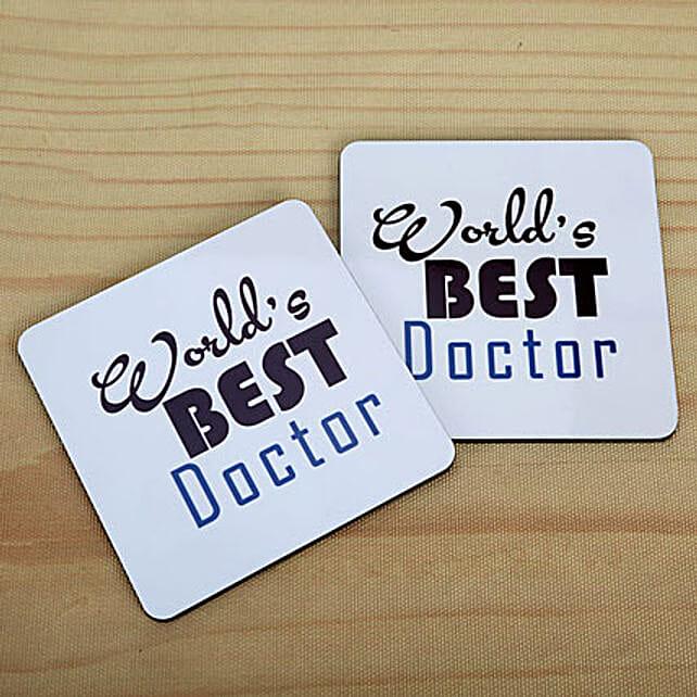 Best Doctor Coasters: Coasters