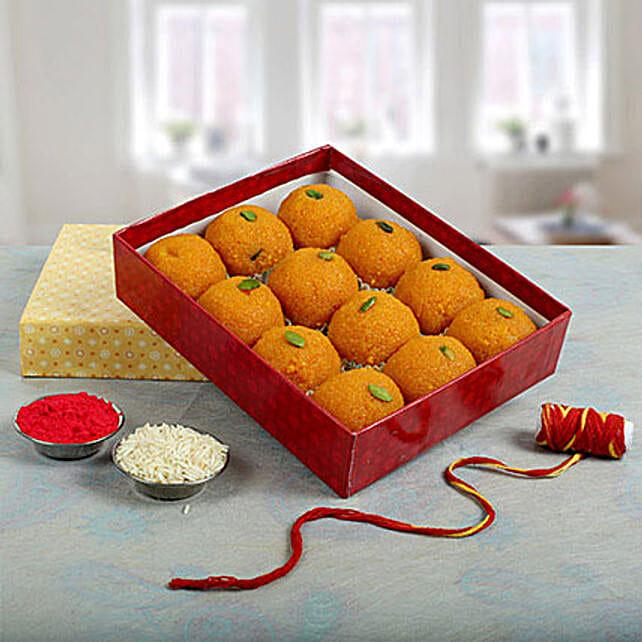 Bhaidooj Sweetness: Bhai Dooj Gifts for Brother