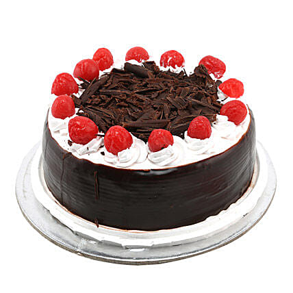 Black Forest with Cherry: Gifts for Hug Day