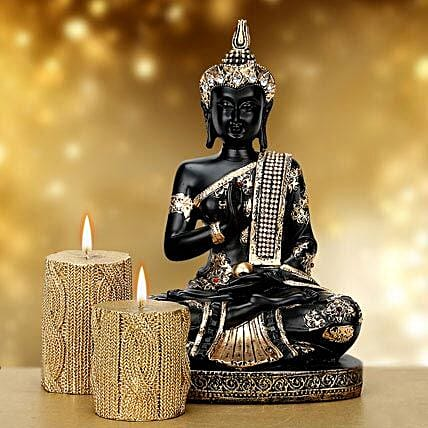 Blissful Buddha: Send Gifts to Bongaigaon