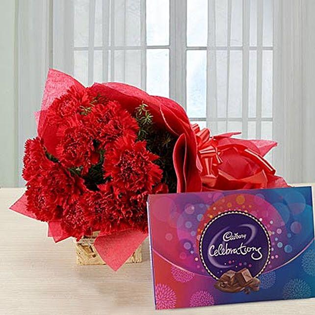 Bloom in Love: Send Carnations