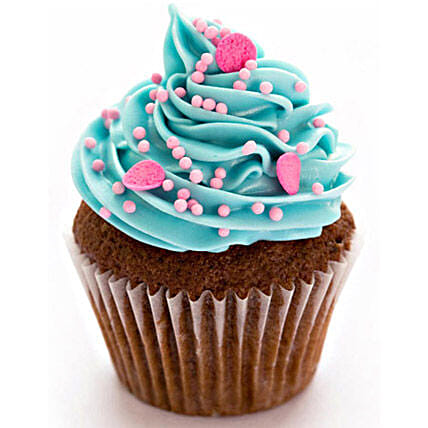 Blue Pink Fantasy Cupcakes: Send Cup Cakes