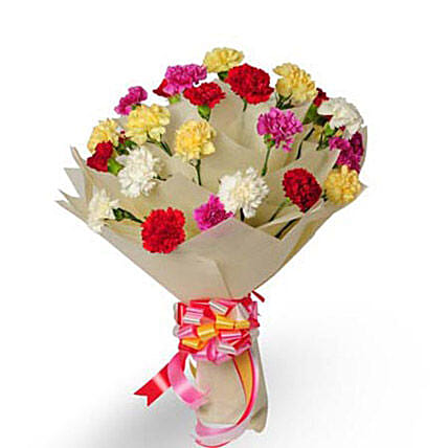 Bright Fervor EXDFNP33: Send Thanks Giving Day Flowers