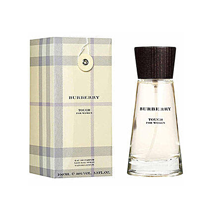 Burberry Touch Spray for Women: Perfumes for Valentines Day