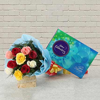 Celebrations with Roses: Gudi Padwa Gifts