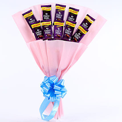 Choco Cheers: Send Chocolate Bouquet