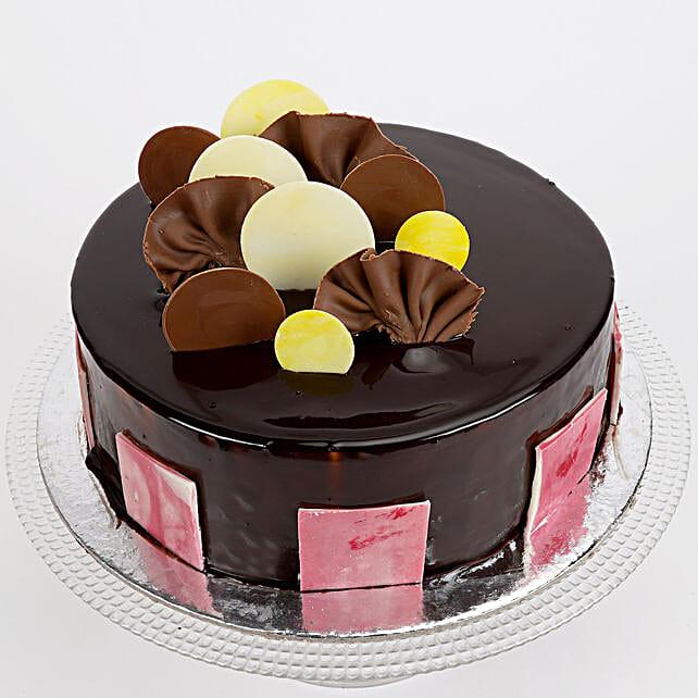 Choco Coin Truffle Cake: Truffle Cakes