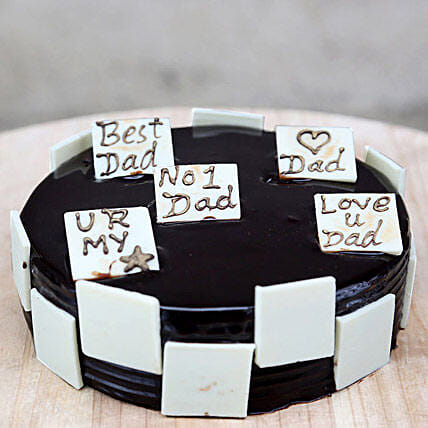 Choco Play Cake For Day: Send Designer Cakes