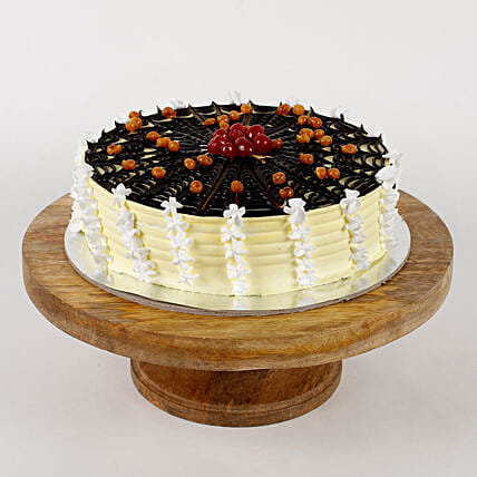 Choco Spiral Cream Cake: Gift Ideas