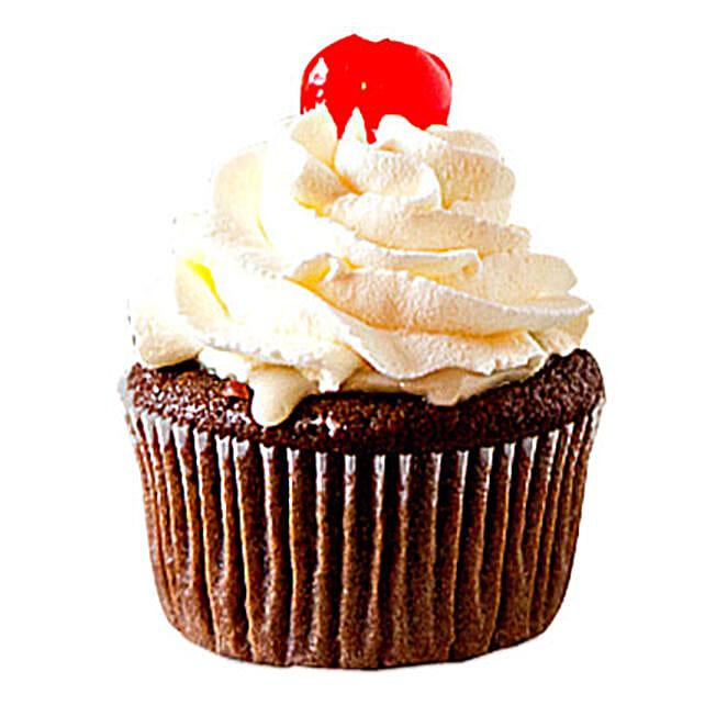 Chocolate Cherry Cupcakes: Cakes