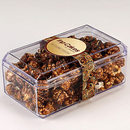 Chocolate Popcorn Box: Gifts to India