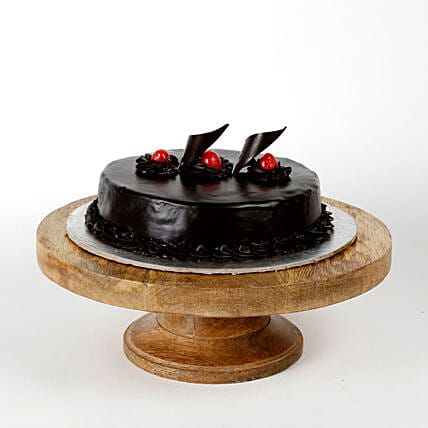 Chocolate Truffle Cream Cake Cakes To Hyderabad