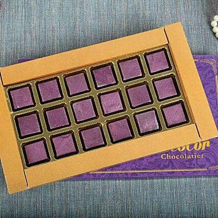 Chocolaty Box of Happiness: Handmade Chocolates