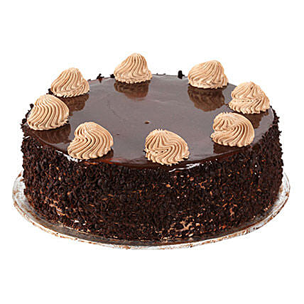 Chocolaty Indulgence: Chocolate Cake