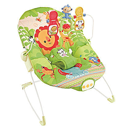 Cool Baby Bouncer Cum Rocker: Kids Toys & Games
