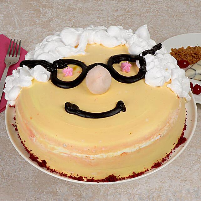 Cool Grandpa Cake: Send Designer Cakes