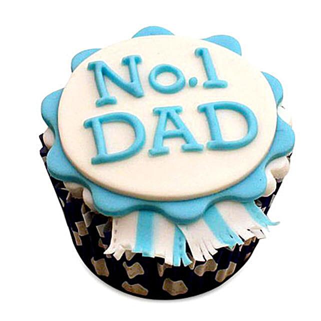 Dad Designer Cupcakes: Cupcakes