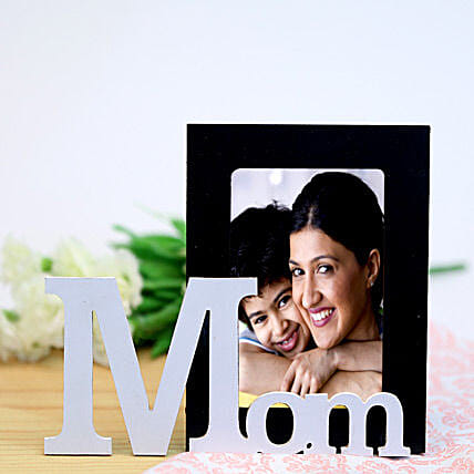 Dearest Mom Personalized Frame: Personalised Photo Frames Hyderabad