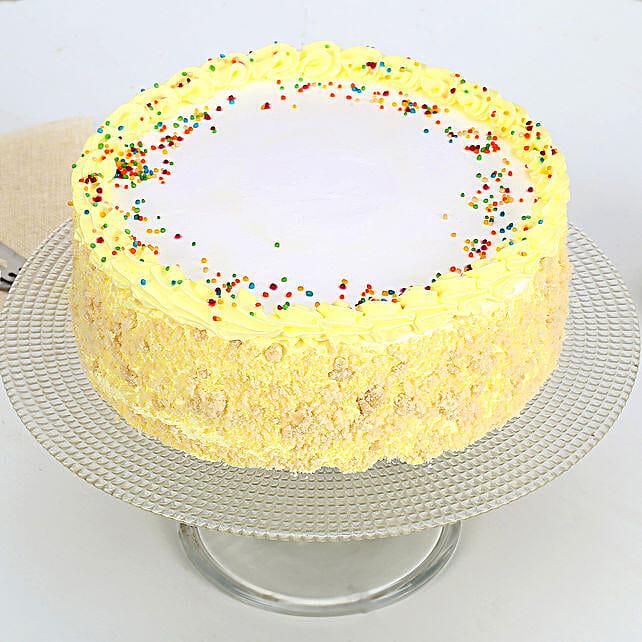 Delicious Butterscotch Cake: Send Butterscotch Cakes