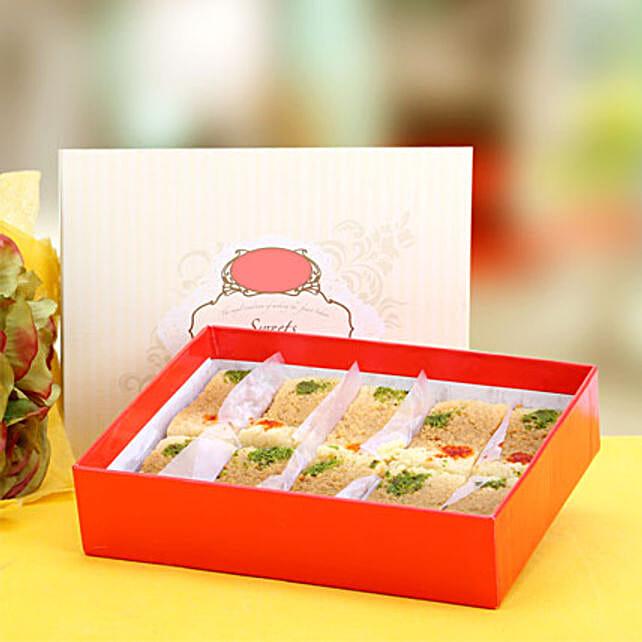 Delicious Milk Cake Sweet: Sweets to Chennai