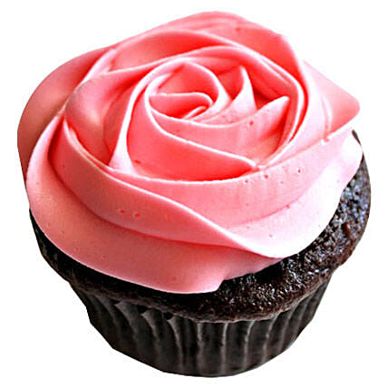 Delicious Rose Cupcakes: Cake Delivery