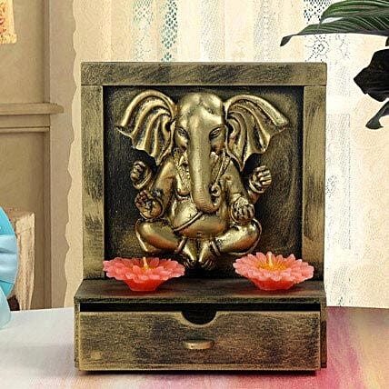 Devotional Ganesha: Send Candles