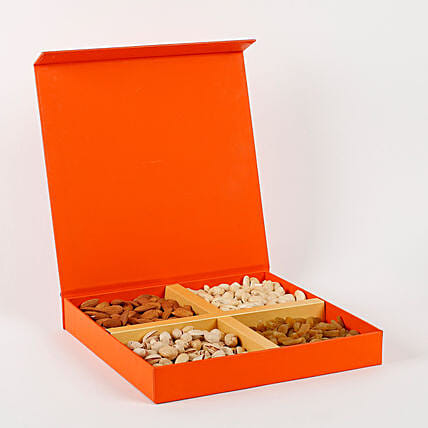 Diwali Special Box of Dry Fruits: Diwali Gifts for Her