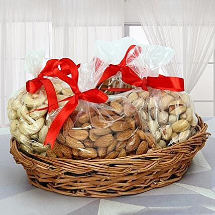 Dry Fruits Reloaded: Karwa Chauth Gift Baskets