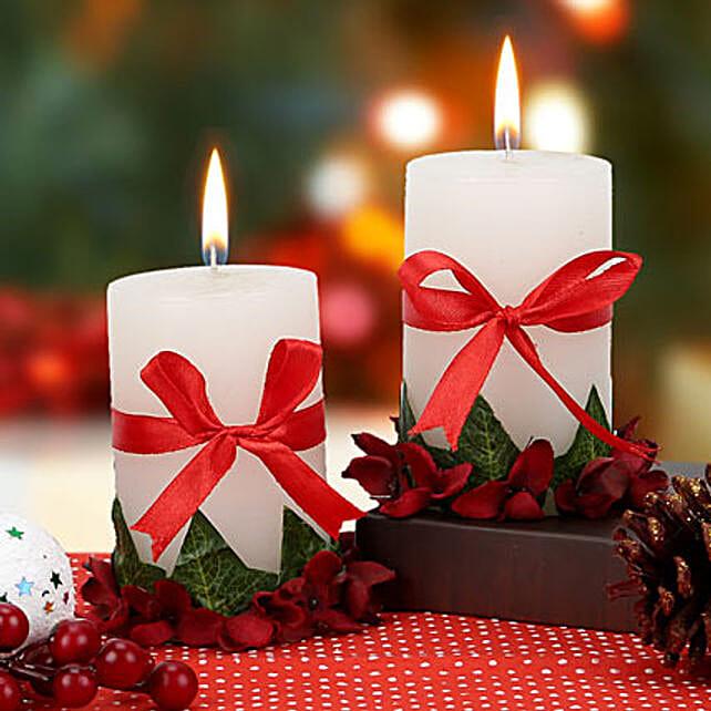 Enchanting Beauty: Candles