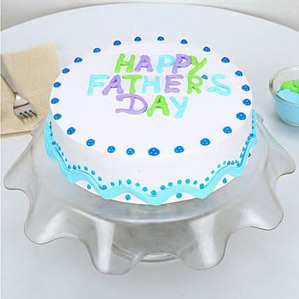 Enjoyable Happy Fathers Day Cake: Fathers Day Designer Cakes