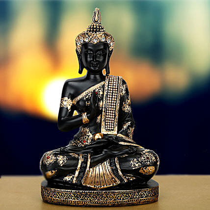Exquisite Buddha Idol: Spiritual Gifts