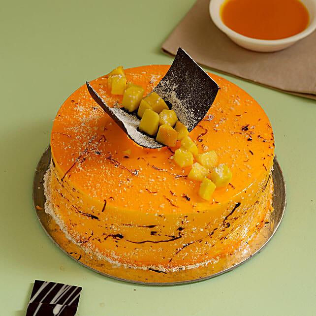 Exquisite Mango Cake: Cake Delivery