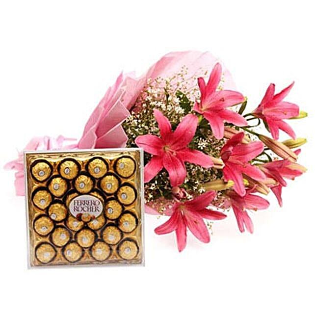 Falling In Love: Flower Bouquets