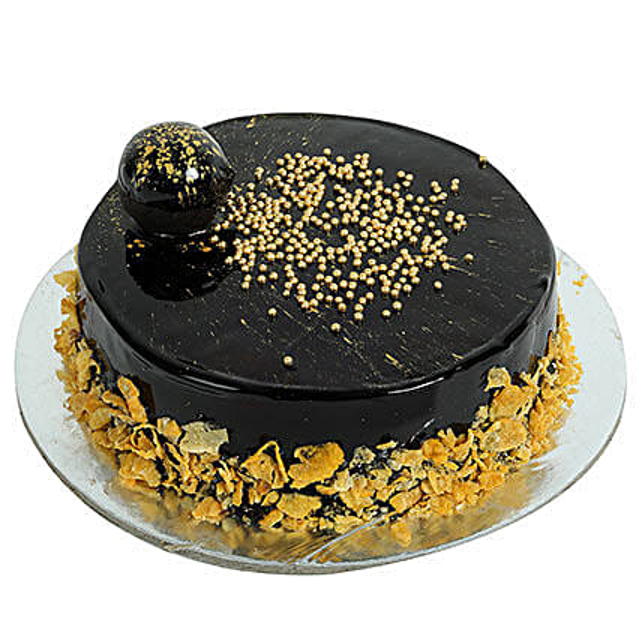 Ferrero Rocher Cream Cake: Send Chocolate Cakes